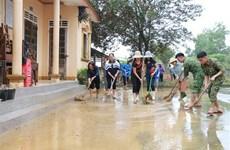 Ngành giáo dục Thừa Thiên-Huế nỗ lực vượt qua khó khăn sau bão lũ