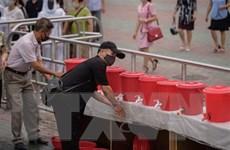 Truyền thông Triều Tiên kêu gọi tăng nỗ lực tự phòng chống COVID-19
