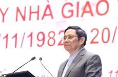 Xây dựng Học viện CTQG Hồ Chí Minh là nơi đào tạo chính trị lớn nhất