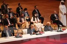 Hòa đàm Afghanistan sẵn sàng chuyển sang giai đoạn tiếp theo