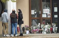 Pháp: Thêm 4 học sinh bị buộc tội liên quan vụ giáo viên bị sát hại