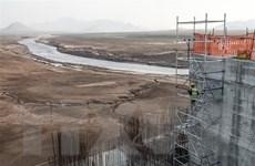 Ethiopia sẽ sản xuất điện từ đập Đại Phục Hưng vào giữa 2021
