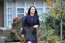 """Vụ dẫn độ CFO Huawei: Luật sư cáo buộc nhân chứng """"đổi hướng"""" lời khai"""