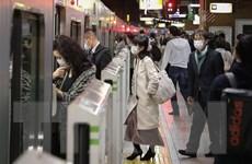 COVID-19: Thủ đô Nhật Bản ghi nhận tháng có số ca mắc cao nhất