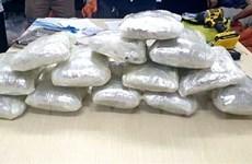 Hà Nội biểu dương lực lượng công an đã phá chuyên án ma túy lớn