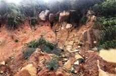 Đề phòng lũ quét, sạt lở đất từ Quảng Trị đến Ninh Thuận, Tây Nguyên