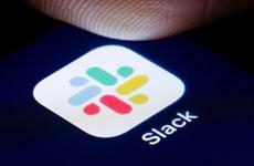 Salesforce mua lại ứng dụng trò chuyện và hỗ trợ công việc của Slack