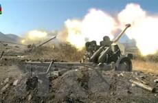 Nagorny-Karabakh: Azerbaijan thông báo gần 2.800 binh sỹ thiệt mạng