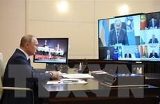 Lãnh đạo các nước CSTO nhất trí về phát triển hợp tác quân sự