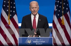 Mỹ: Ông Biden muốn ông Trump tham dự lễ nhậm chức Tổng thống