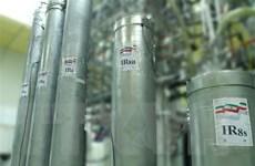 IAEA: Iran có kế hoạch đẩy nhanh quá trình làm giàu urani
