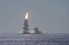 Doanh số bán vũ khí của Mỹ đạt 175 tỷ USD trong năm 2020