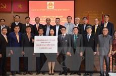 Nhịp cầu hữu nghị giữa hai dân tộc Việt Nam và Thái Lan