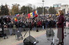 Tòa án Hiến pháp Moldova đình chỉ luật về Cơ quan Thông tin và An ninh