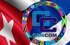 Hội nghị Caricom-Cuba kêu gọi bỏ lệnh cấm vận của Mỹ chống Cuba