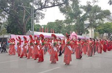 Áo dài Việt Nam xứng đáng là di sản văn hóa phi vật thể