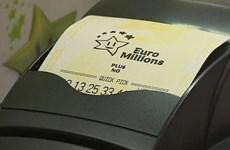 Giải độc đắc xổ số EuroMillions giá trị nhất từ trước đến nay có chủ