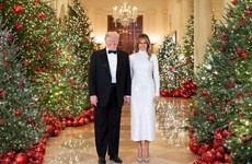 Giáng sinh tại Nhà Trắng qua các đời tổng thống thay đổi ra sao?
