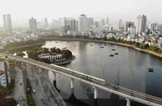 [Photo] Đường sắt Cát Linh-Hà Đông vận hành thử trong 20 ngày