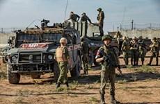 Thổ Nhĩ Kỳ di tản bảy trạm quan sát quân sự ở Tây Bắc Syria