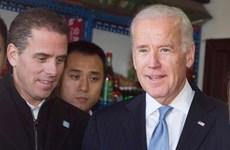 Mỹ: Tổng thống đắc cử Biden không lo ngại khi con trai bị điều tra