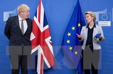 """EU và Anh bước vào """"những giờ đàm phán cuối cùng"""" về Brexit"""