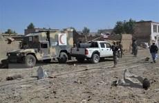 Nổ bom xe ở thủ đô Afghanistan khiến tám người thiệt mạng