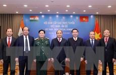 Quan hệ đối tác Ấn-Việt góp phần duy trì ổn định và hòa bình khu vực