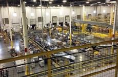 Tập đoàn thương mại điện tử Amazon mở thêm 2 cơ sở tại Mỹ