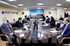 Thúc đẩy quan hệ kinh tế thương mại Việt-Nga trong bối cảnh mới