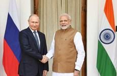 Ấn Độ và Nga không tổ chức họp thượng đỉnh thường niên do COVID-19