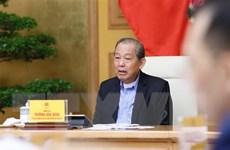 Phó Thủ tướng chỉ đạo xử lý các dự án yếu kém ngành công thương