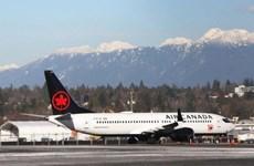 Máy bay Boeing 737-8 Max của Air Canada gặp sự cố về động cơ