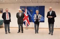 BBC: Thỏa thuận hậu Brexit vượt xa thỏa thuận thương mại EU-Canada