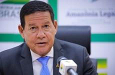 Phó Tổng thống Brazil sử dụng thuốc chữa sốt rét để điều trị COVID-19
