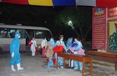 COVID-19: Đưa hơn 340 công dân Việt Nam từ Đài Loan về nước