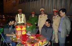 Hà Nam liên tiếp bắt giữ các vụ vận chuyển, tàng trữ pháo trái phép