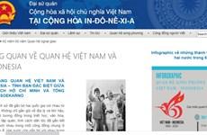 Trang chuyên đề kỷ niệm 65 năm quan hệ ngoại giao Việt Nam-Indonesia
