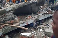 Sập nhà cao tầng ở Ấn Độ khiến ít nhất 10 người thiệt mạng