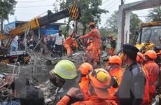 Sập nhà tại Ấn Độ: Số người thiệt mạng đã tăng lên gấp đôi
