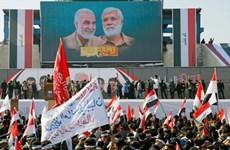 Hàng chục nghìn người tham gia biểu tình lớn phản đối Mỹ tại Iraq