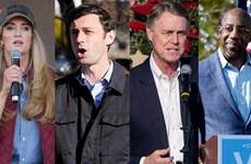 Cạnh tranh quyết liệt tại cuộc bầu cử bổ sung ghế Thượng viện Mỹ