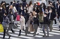 Dịch COVID-19: Số ca mắc mới tại Tokyo lên mức kỷ lục gần 1.600 người
