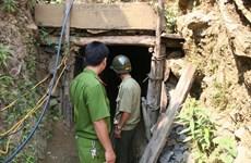 Quảng Nam: Đánh sập các hầm vàng trong Vườn quốc gia Sông Thanh