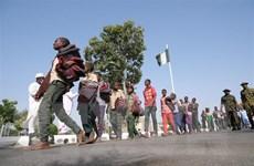 Lực lượng an ninh Nigeria giải cứu 103 con tin bị bắt cóc