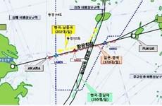 """Hàn-Trung-Nhật đạt thỏa thuận an toàn hàng không """"hành lang Akara"""""""