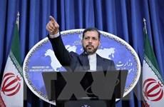Bộ Ngoại giao Iran kêu gọi Anh, Pháp, Đức thực thi JCPOA