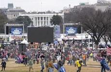 Mỹ lo ngại an ninh cho lễ nhậm chức của Tổng thống đắc cử Biden