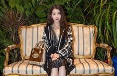 Khánh Linh, Quỳnh Anh Shyn đụng hàng nguyên set Gucci với IU