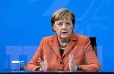 Thủ tướng Merkel tin tưởng nước Đức sẽ vượt qua được mọi thách thức